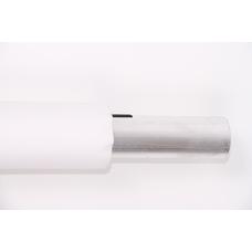 Фон виниловый FST 2,50x5,70 м белый на металлической трубе