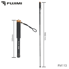 Fujimi FM113 Super Compact Series Алюминиевый монопод 1660мм