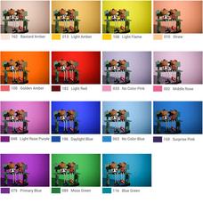 Набор цветных фильтров Godox SA-11C для S30