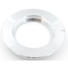 Переходное кольцо M42/Canon EOS (с чипом, цвет серебристый)