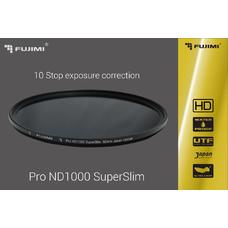 Fujimi ND1000 фильтр нейтральной плотности (62 мм)