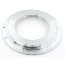 Переходное кольцо M42/Canon EOS (цвет серебристый)