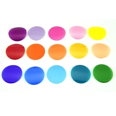 Набор цветных светофильтров Godox V-11C для круглой головки