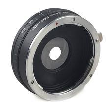 Fujimi FJAR-EOSSEAP переходник с Canon EOS на E SONY NEX c диафрагмой