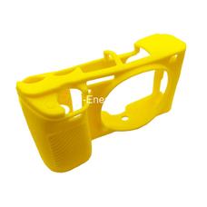 Силиконовый чехол для фотоаппарата Sony Alpha ILCE-6000/A6000 (цвет желтый)