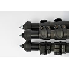 Профессиональный карбоновый штатив с видеоголовкой FST ТH702CKit2 комплект