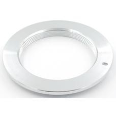Переходное кольцо M42/Nikon AI (цвет серебристый)