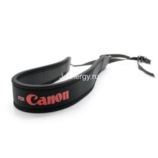 Плечевой ремень для Canon (универсальный, неопреновый)