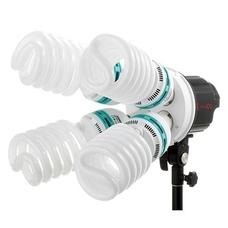 Люминесцентный источник освещения Jinbei SUN-400 (в комплекте лампы 4 х 45W)