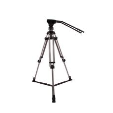 Видеоштатив профессиональный FST ST-9902 с видеоголовой