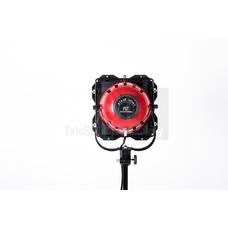 Галогенный осветитель FST 800Вт (красный корпус)