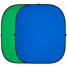 Фон складной FST BP-025 хромакей двусторонний 150x200 см