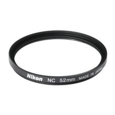 Фильтр NC 52 mm (нейтральный, защитный фильтр) для Nikon