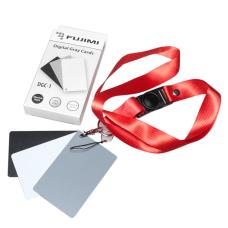 FUJIMI DGC-1 Digital Gray Cards Набор карт для баланса белого