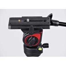 Видеомонопод FST MHUF705A с видеоголовой