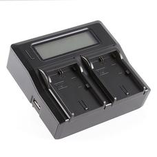 Зарядное устройство DDBC BP-511 для двух аккумуляторов Canon BP-511