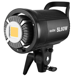 Осветитель светодиодный Godox SL60W студийный (без пульта)