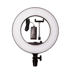 Осветитель кольцевой Godox LR180 LED Black