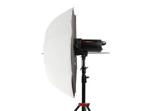 Зонт просветный UB-40W с отражателем