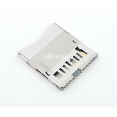 Разъем для карты памяти на Canon EOS 6D/650D/5D mark III/70D (версия 1)/700D/G9