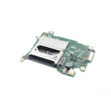 Плата с разъемом для карты памяти Canon EOS 550D