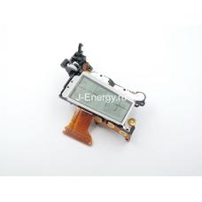 Верхний дисплей Canon EOS 70D (монохромный)
