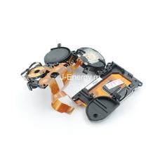 Верхний дисплей Nikon D7000 (монохромный)