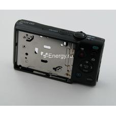 Корпус Canon Digital IXUS 132 (цвет черный, без крышки АКБ)