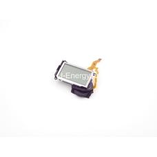 Верхний дисплей Nikon D7100 (монохромный)