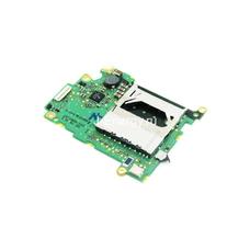 Плата с разъемом для карты памяти Canon EOS 600D